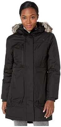 The North Face Downtown Parka (TNF Black) Women's Coat