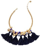 Lilly Pulitzer Women's Fringe Collar Necklace