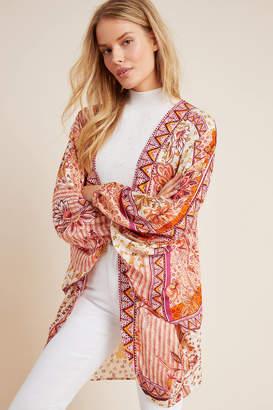 Anthropologie Madeline Cocoon Kimono