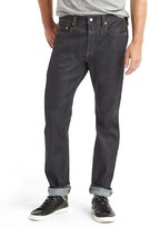 Gap STRETCH 1969 selvedge slim fit jeans