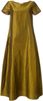 Max Mara A-line maxi dress