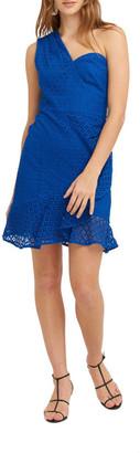 Cooper St Esme One Shoulder Mini Dress
