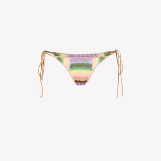 Frankie's Bikinis Nirvana bikini bottoms