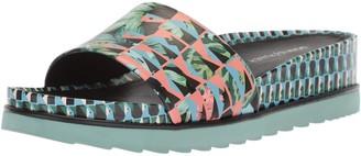 Donald J Pliner Women's CAVA Slide Sandal