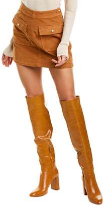 Frame Le Cord Bailey Mini Skirt