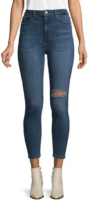 DL1961 Chrissy High-Rise Skinny Jeans