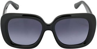 Chimi 108 Black Oversize Acetate Sunglasses