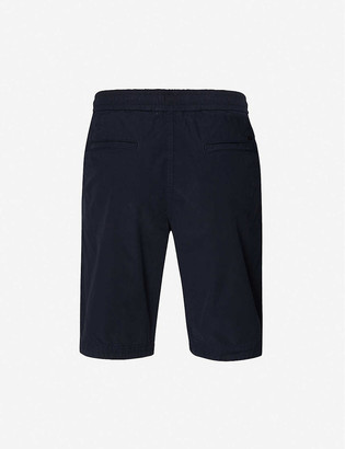 HUGO BOSS Tailored stretch-cotton shorts