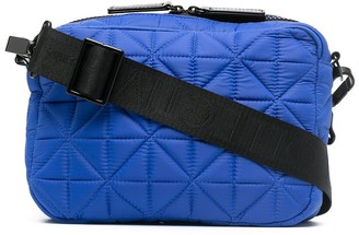 VeeCollective Quilted Tote Bag