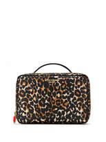 Victoria's Secret Victorias Secret Exotic Leopard Jetsetter Travel Case