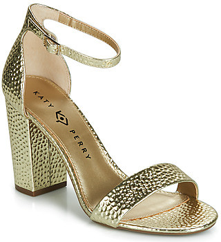 Katy Perry THE GOLDY women's Sandals in Gold