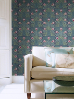 Flower Vine Removable Wallpaper by Mitchell Black