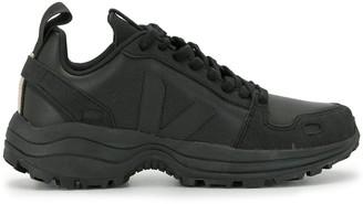 Veja Hiking panelled sneakers