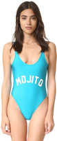 Private Party Mojito Swimsuit