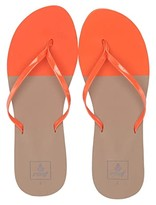 Reef Bliss Toe Dip (Flame) Women's Sandals