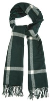 Burberry Shoes & Accessories Reversible Multi-checked Cashmere Scarf
