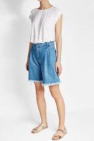 Velvet Linen T-Shirt
