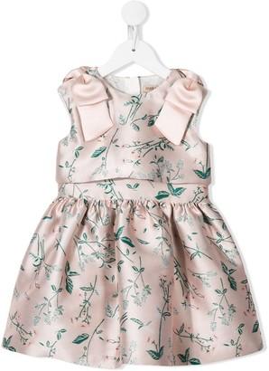 Hucklebones London Ribbon Bodice Dress