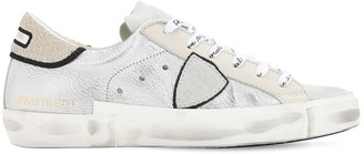 Philippe Model Prsx Leather Sneakers