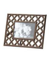 """GG Collection G G Collection Ogee-G 5"""" x 7"""" Picture Frame"""