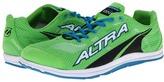 The One Altra Zero Drop Footwear M (Lime Punch) - Footwear