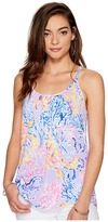 Lilly Pulitzer Lacy Tank Top Women's Sleeveless