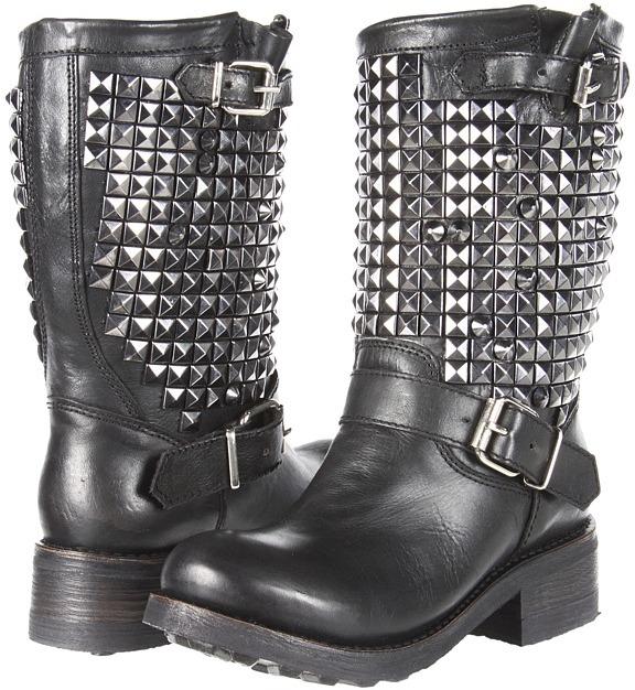Zigi Taunt (Black) - Footwear
