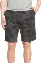 Lucky Brand Hibiscus Print Shorts
