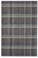 "Chilewich Plaid Floor Mat, 46"" x 72"""