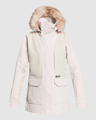 DC Womens Panoramic Snow Jacket
