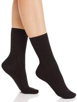 Kate Spade Rhinestone Crew Socks