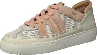 Frye Women's Webster Overlay Low Lace Sneaker