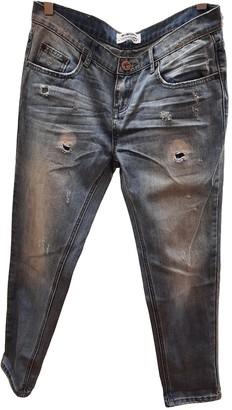 One Teaspoon Blue Denim - Jeans Trousers for Women