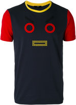 Fendi Faces t-shirt - men - Cotton - 44
