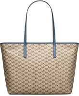 MICHAEL Michael Kors Signature Emry Large Top Zip Tote