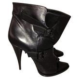 Givenchy Open Toed Low Boots