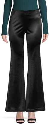 Supply & Demand Sleek Wide-Leg Pants