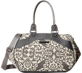 Petunia Pickle Bottom Chenille Wistful Weekender Weekender/Overnight Luggage