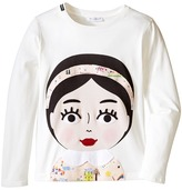 Dolce & Gabbana Back to School Bimba Mora T-Shirt (Toddler/Little Kids)