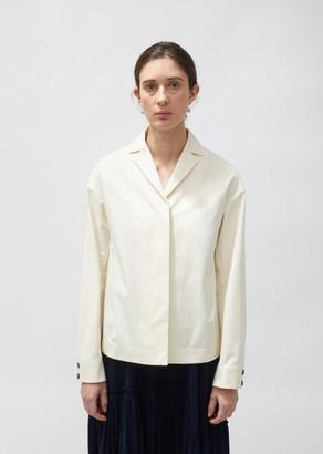 Jil Sander Morgan Cotton Canvas Jacket