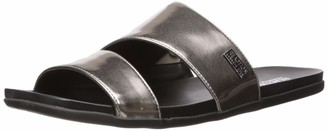 Kenneth Cole New York Women's Slim Square Cut Out Sandal