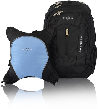 Obersee Baby Boys' O3BBPCA026 Bern Diaper Backpack Shoulder Bag With Food Cooler