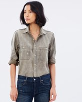 Polo Ralph Lauren Distressed Utility Shirt