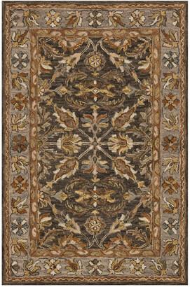 Hewson Victoria Hand-Made Wool Rug