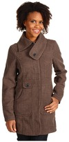 Lole Celeb Jacket (Herringbone Bark) - Apparel