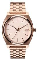 Nixon Time Teller Stainless Steel Watch