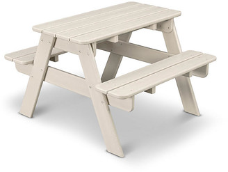 One Kings Lane Kids' Picnic Table - Sand
