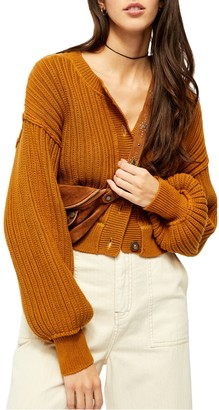 Free People All Yours Knit Cardigan