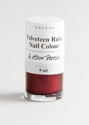 And other stories Velveteen Ruby Nail Polish