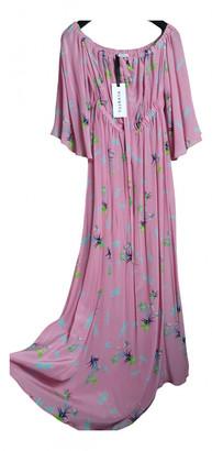 VIVETTA Pink Silk Dresses